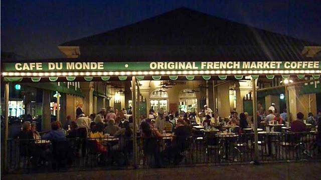 The 99 Cent Chef Cafe Du Monde  Cajun Cuisine Diary VIDEO