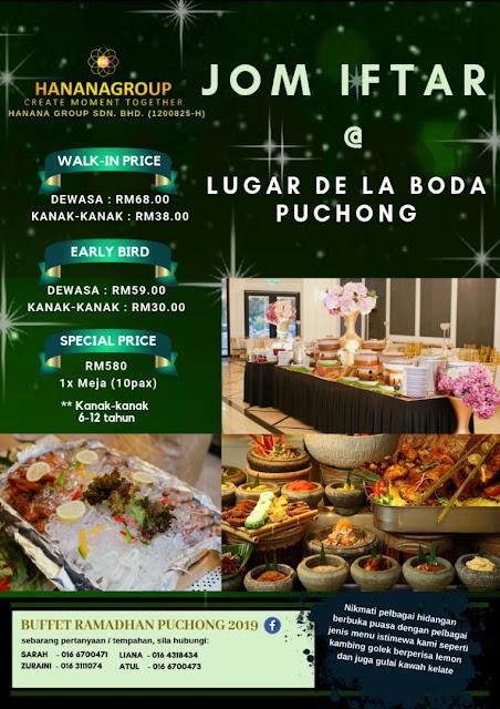 Buffet Ramadhan Selangor