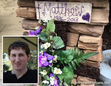 Suicidio de Matthew Warren