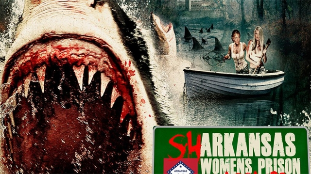 Cá Mập Trỗi Dậy, Sharkansas Womens Prison Massacre