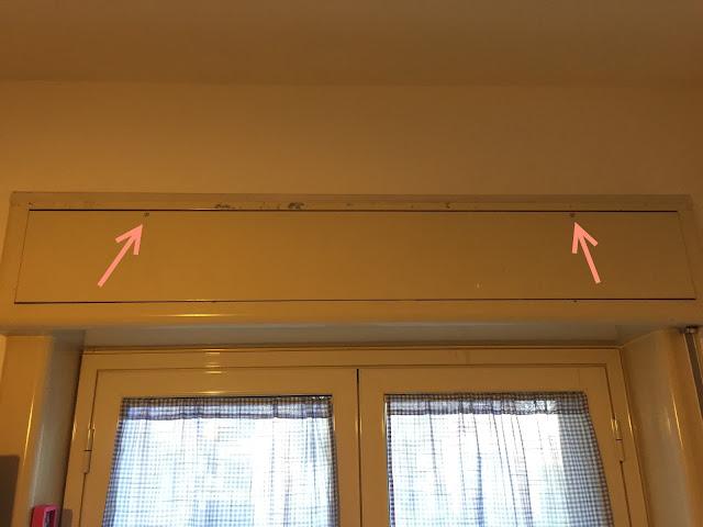 cambiare la corda della tapparella