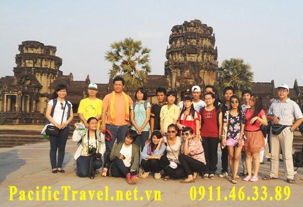 Kinh nghiệm và hướng dẫn du lịch Campuchia tự túc và giá rẻ