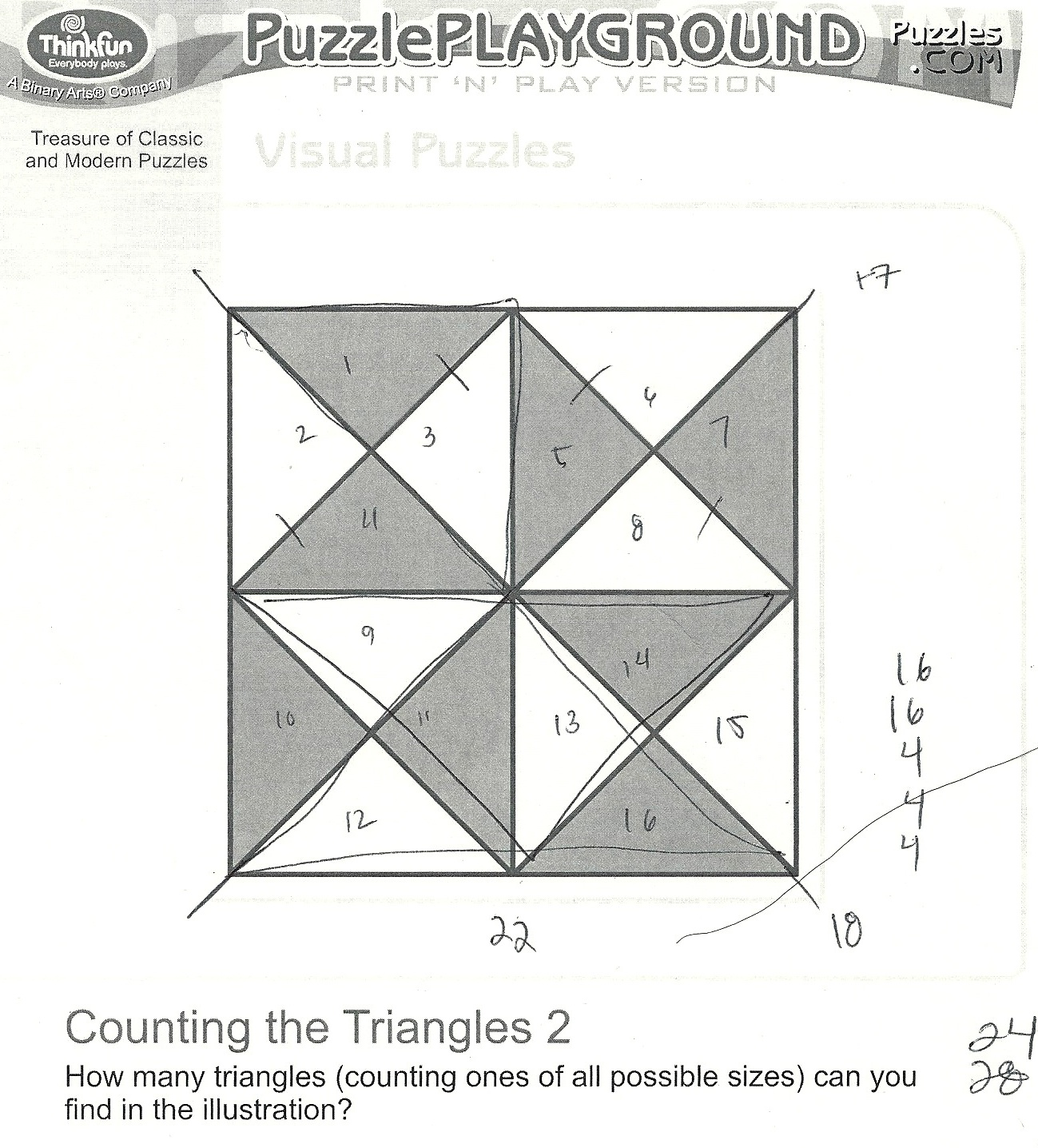how many triangles are there in this diagram 1991 gmc sonoma radio wiring dai 323 visual design literacy kieran brobst