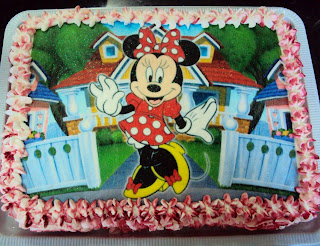 papel de arroz minnie