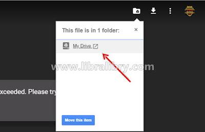 Cara Mengatasi Limit Google Drive dengan Mudah