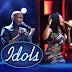 #Idols SA Top 2: It's Karabo vs Mmatema! Vote Open