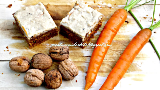 the perfect carrot cake recipe