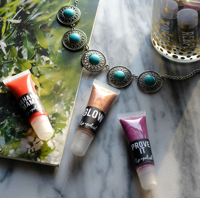 Review of the Lip Polishes from Parlo Cosmetics