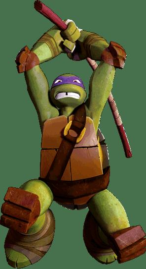 Transparentes Tortugas Ninja-1310