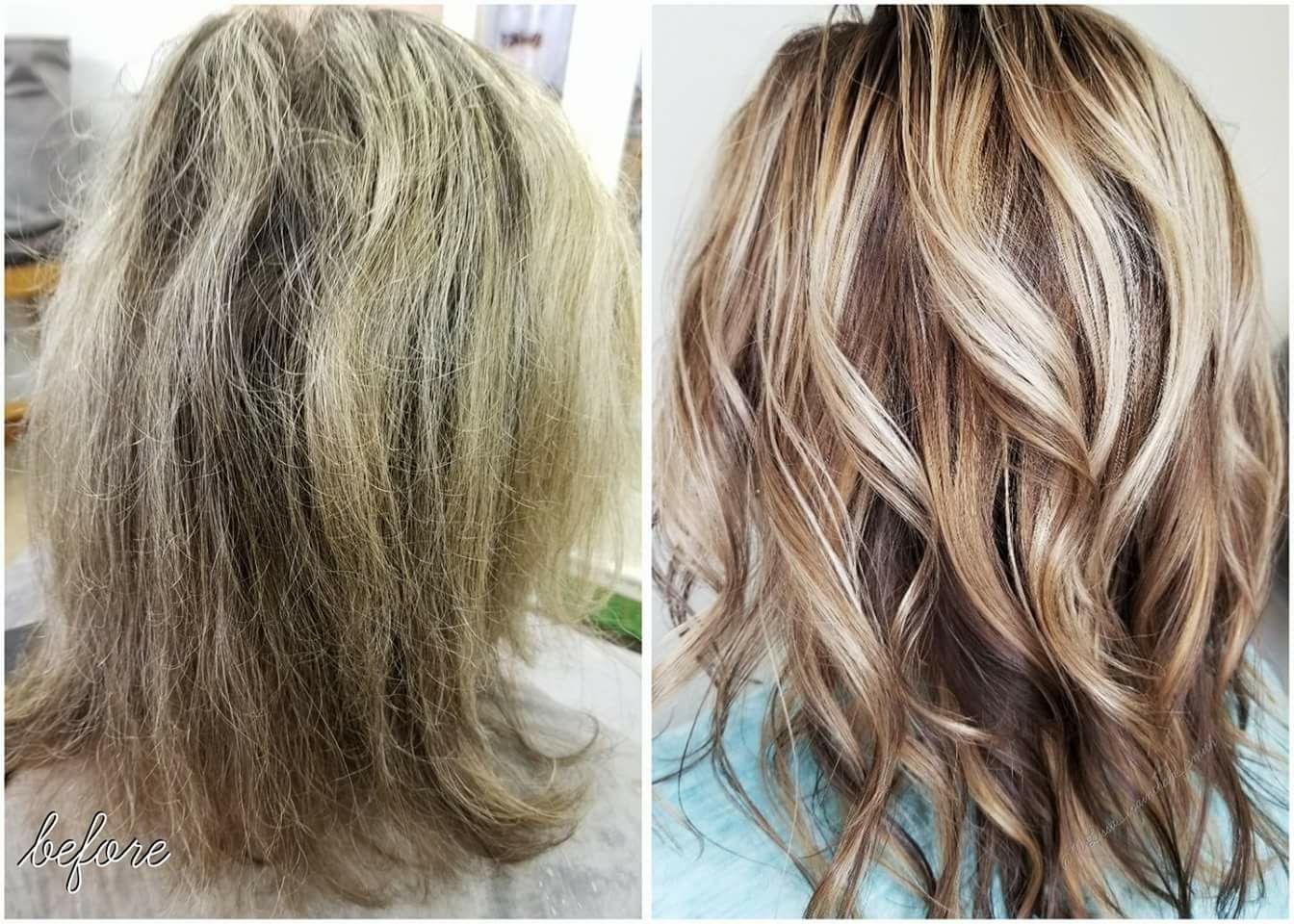 Hair Repair Color Damaged Hair Repair
