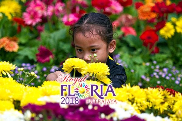 Putrajaya Royal Floria 2018
