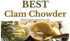 BEST CLAM CHOWDER RECIPE