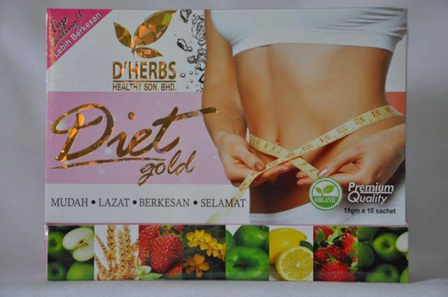 FREE Diet Gold D'Herbs
