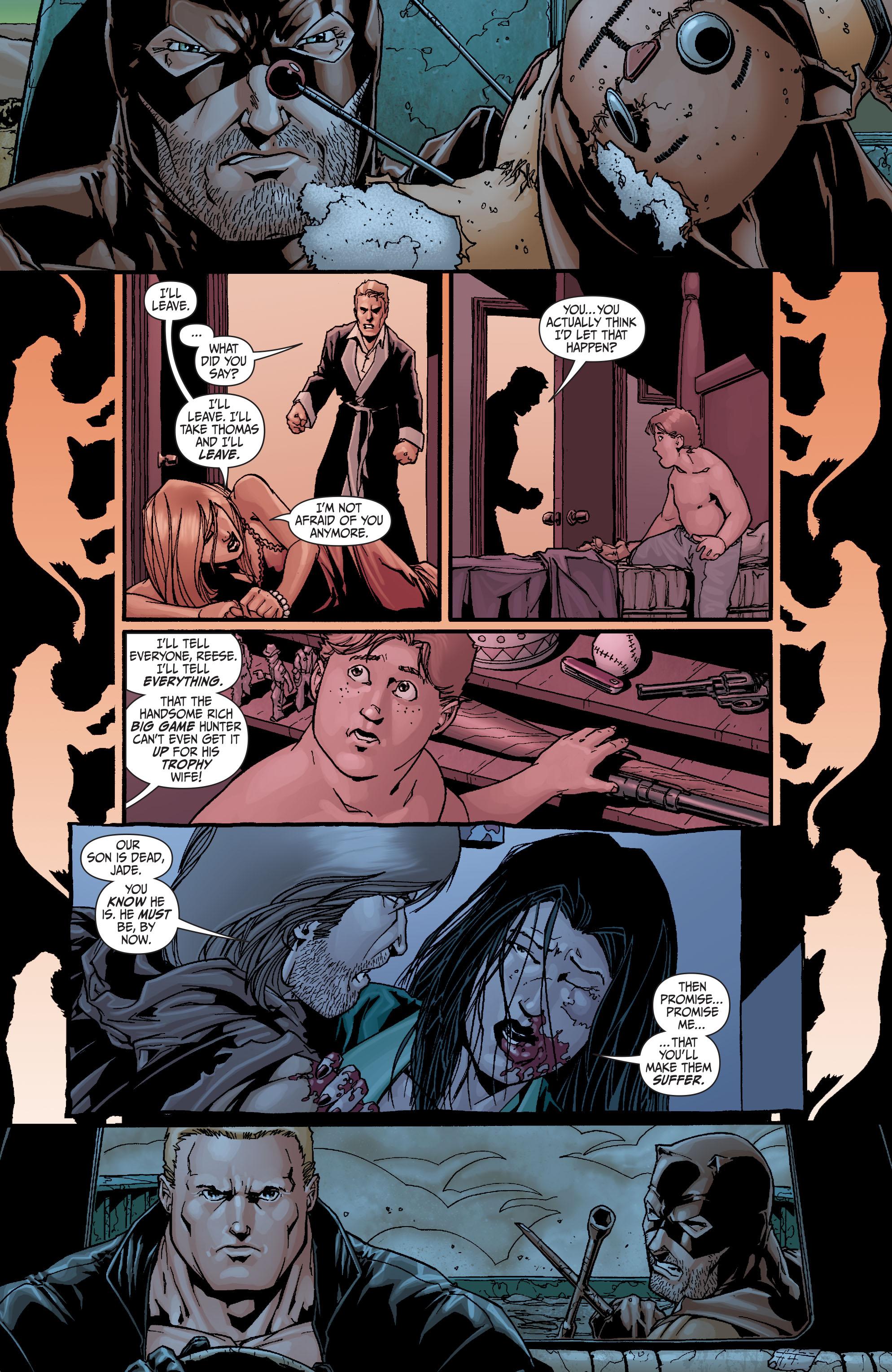 Read online Secret Six (2008) comic -  Issue #21 - 18