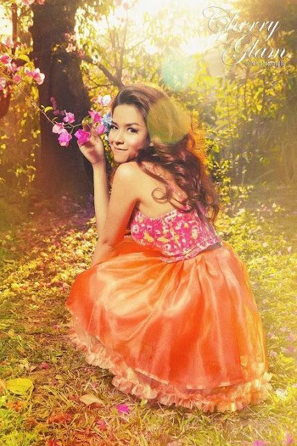 Myanmar Model Ariel Thuta - Cherry Jam