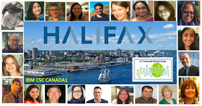 Post 3-  CSC One final week to go….CSCCAN1…Halifax…