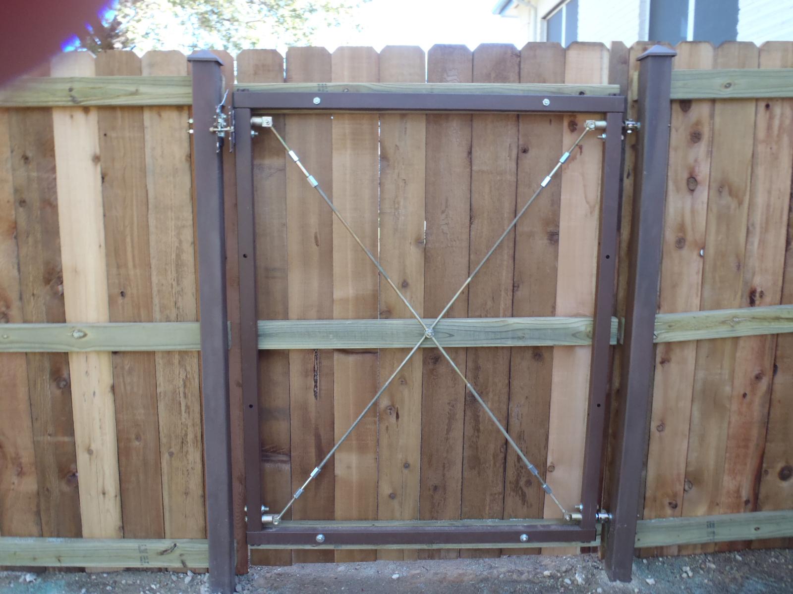 Adjust A Gate I Should Have Bought Gatebuilder Enclose