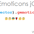 Web Speaks: Gmail Style Animated Emoticons jQuery Plugin