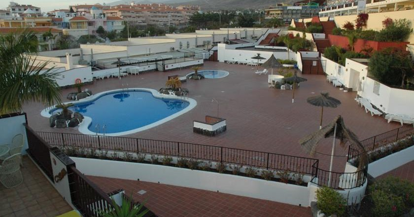 Romania Live: Los Cristianos Apartment live webcam Tenerife