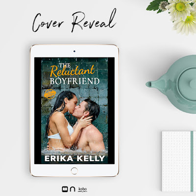 Cover Reveal: The Reluctant Boyfriend (Bad Boyfriend #4) by Erika Kelly | About That Story