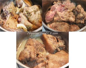 asun prepration , Nigerian Asun recipe ingredients , Nigerian Asun Recipe ( spicy smoked peppered goat meat) asun | Nigerian food tv