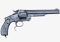 4,2-линейный (10,67-мм) револьвер системы Смита-Вессона образца 1871 года