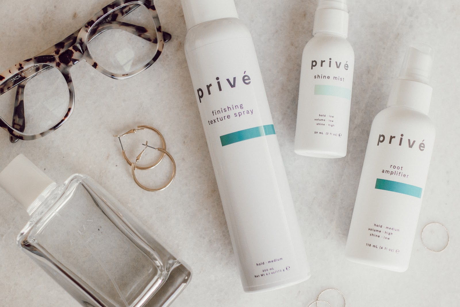 Prive hair products