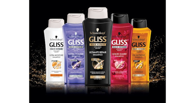 Schwarzkopf Gliss Hair Repair Canada Launched
