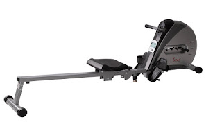 Sunny Health & Fitness SF-RW5606 Premium Rowing Machine, image, review features & specifications
