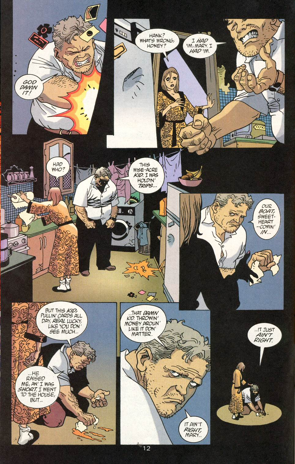 Read online 100 Bullets comic -  Issue #23 - 14