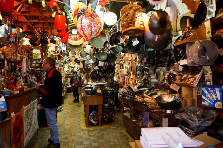 Passagem Gastronômica - Wok Shop - Chinatown - Roteiro de São Francisco - Estados Unidos