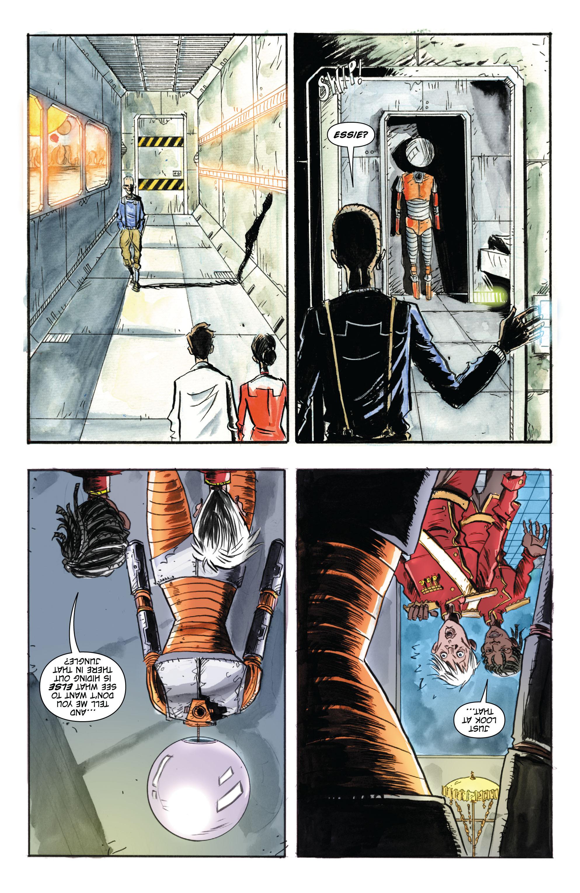 Read online Trillium comic -  Issue # TPB - 124