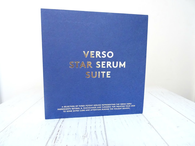 Verso Star Serum Suite