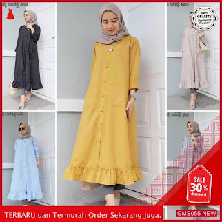 GMS055 FXN055V104 Velove Long Maxi Super Ready Dropship SK1733196676
