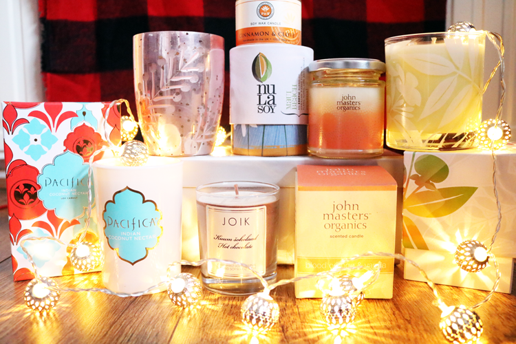 Christmas Gift Guide 2016: The Candles Edit