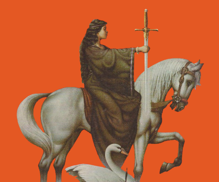 As Brumas de Avalon: A Senhora da Magia, de Marion Zimmer Bradley - Livro 1