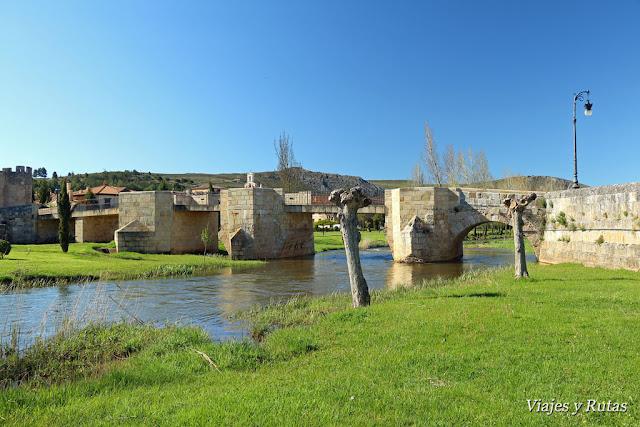 Puente Matilla, Burgo de Osma