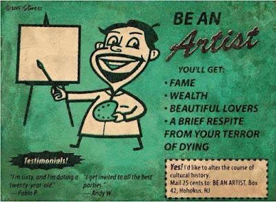Be an Artist!