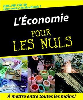 Télécharger Livre Gratuit L'économie pour les nuls pdf