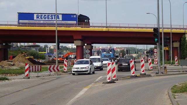 Od piątku utrudnienia w organizacji ruchu na skrzyżowaniu ulic Jabłoniowej i Warszawskiej - Czytaj więcej »