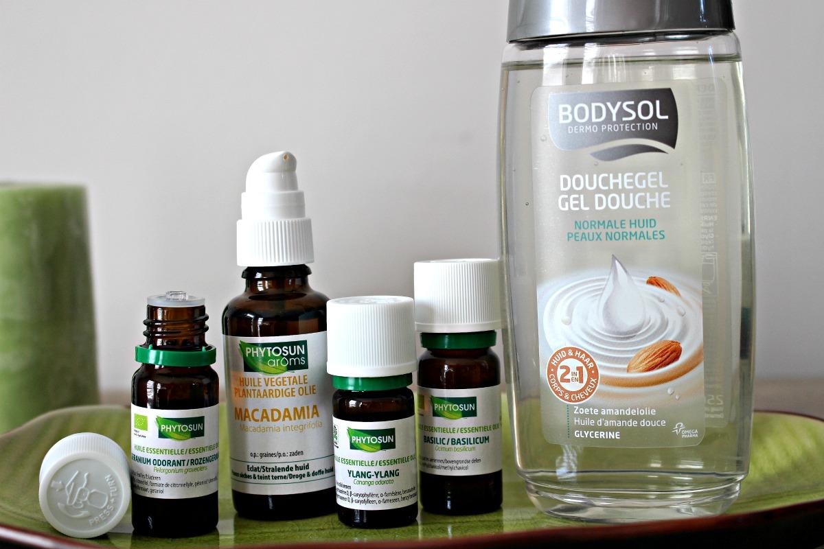 Phytosun essentiële oliën