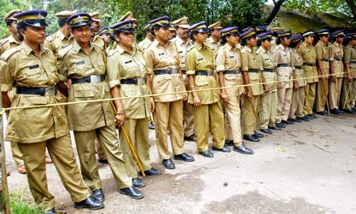 Women_Police Constable_Armed_Police_Battalion