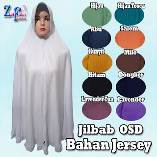 Jual Jilbab Syar'i Model Oki Setiana Dewi Online Murah