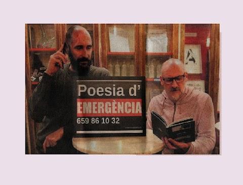 RUIDOS DIVERSOS P659 86 10 32: poesía de emergencia | Ferran Destemple