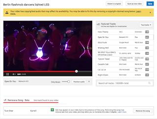 Choose YouTube music instead