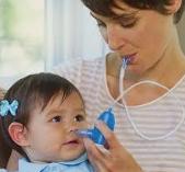 Cara Membersihkan Ingus Hidung Bayi dengan Nasal Aspirator