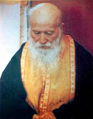 Αποτέλεσμα εικόνας για Σύντομη βιογραφία του Οσίου Πορφυρίου του Καυσοκαλυβίτου