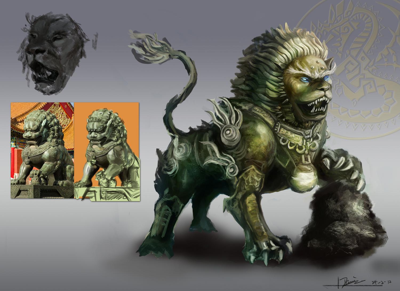 Daniel Lee concept art: Monster Hunter concept  Daniel Lee conc...