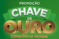 Participar Promoção Consórcio Honda 2016 Chave de Ouro