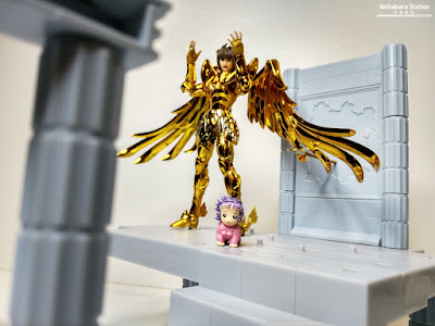 "D.D.Panoramation ""Sagittarius Aiolos"" de ""Tamashii Nations"""